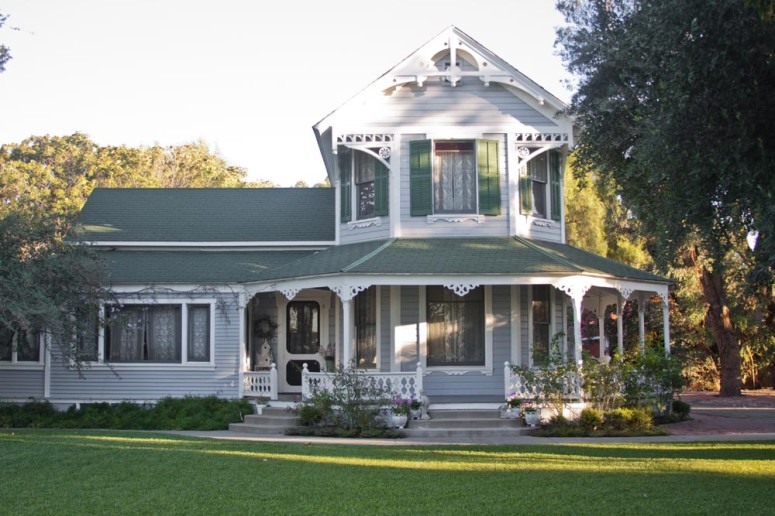 Paddison farm s victorian farmhouse with wrap around porch